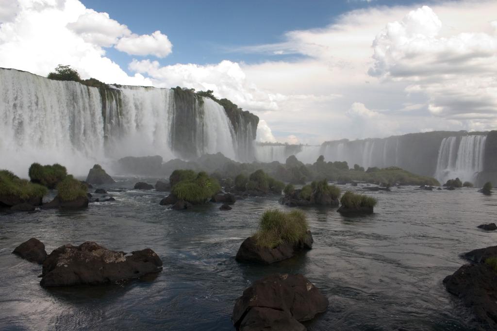 Cataratas del Iguazú de Luca Galuzzi