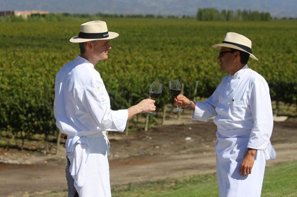 Experiencia en viñedos