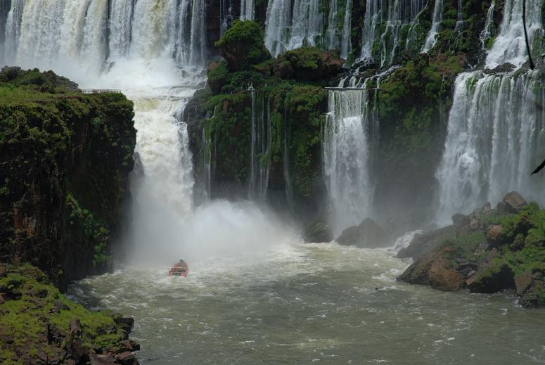 Cataratas del Iguazú - Iguazú